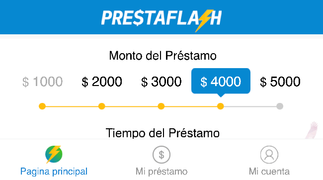PrestaFlash - Créditos hasta $5 000